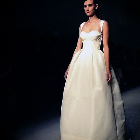 Best 25 amsale wedding dresses ideas on pinterest bright amsale wedding dresses fall 2013 first look junglespirit Image collections