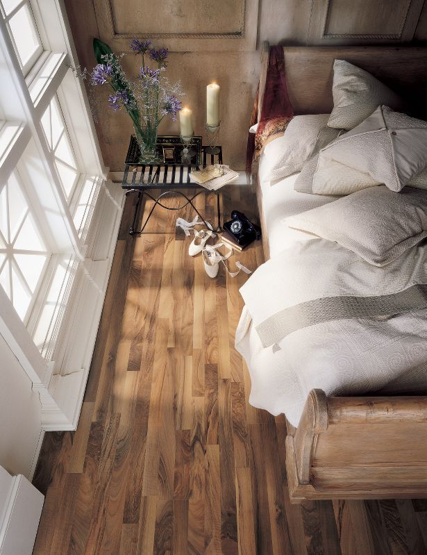 Black Walnut Armstrong Flooring! This is the exact floor we picked out!
