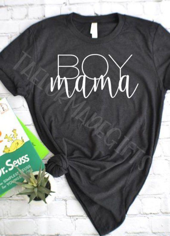 e3007c3c Boy Mom shirt, boy mama shirt, mom shirt, mom gift, mom of boys, boy mom,  Women's Tshirt,