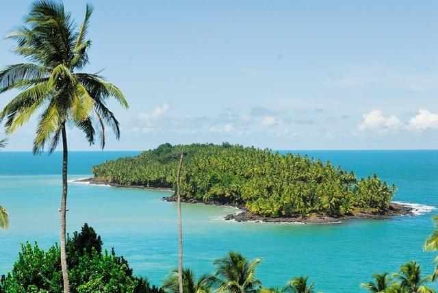 Îles du Salut, Guyane