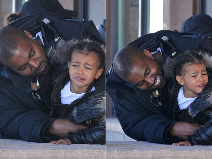 North West's adorable baby album
