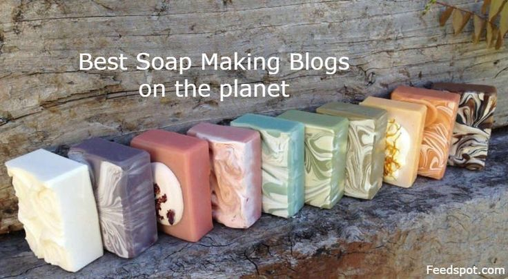 Top 100 Soap Making Blogs and Websites for Soap Making Professionals