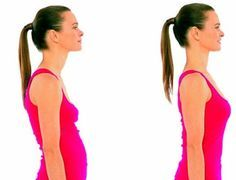 УЗНАЛ САМ - РАССКАЖИ ДРУГОМУ!: Как убрать живот и выпрямить спину? Этот волшебный метод гарантированно поможет.