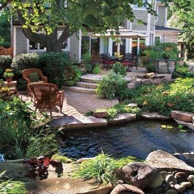 17 best ideas about jardines para casas peque as on for Decoracion de jardines de casas pequenas