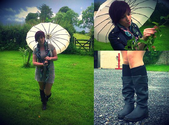 A day in the country... (by Emily Maree) http://lookbook.nu/look/2125617-A-day-in-the-country