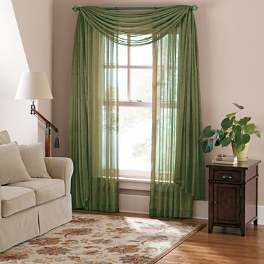 1000 images about curtains on pinterest bay window treatments modern living room curtains. Black Bedroom Furniture Sets. Home Design Ideas