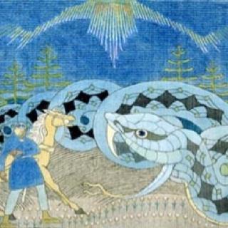 Joseph Alanen. Seppo Limarinen ploghin the Field of Snakes.