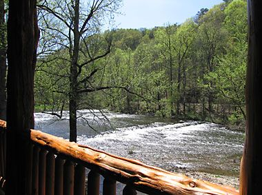 Mountain View Cabin Rentals On The Tellico River