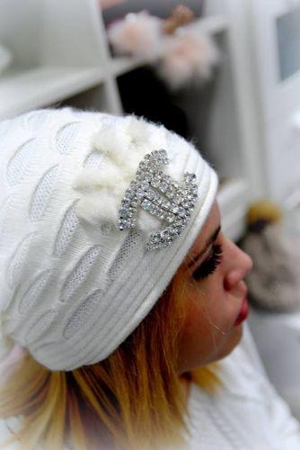 Σκουφάκι στολισμένο με cc από κρύσταλλα  http://handmadecollectionqueens.com/Σκουφακι-με-cc-και-κρυσταλλα  #handmade   #fashion   #accessories   #beanies   #women   #storiesforqueens