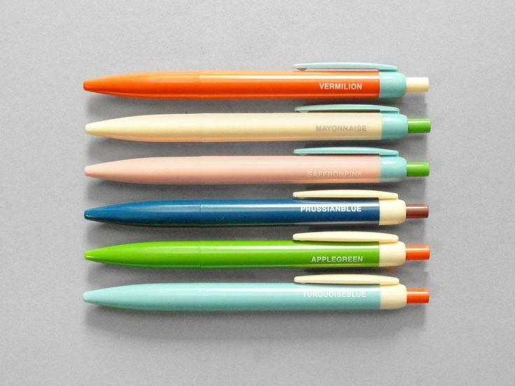 Colour Block Pen