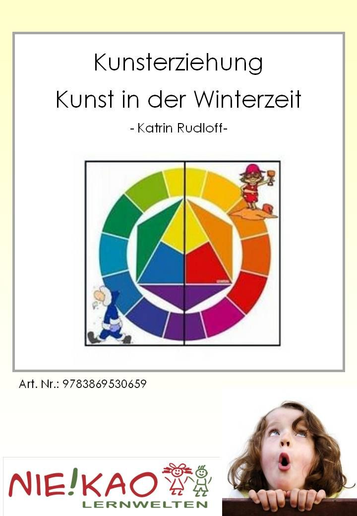 75 best Farben images on Pinterest | Montessori, German language and ...