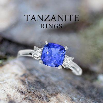 Tanzanite Ring !