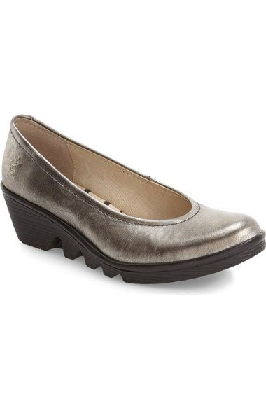 Fly London Mid Wedge Pump (Women) available at #Nordstrom