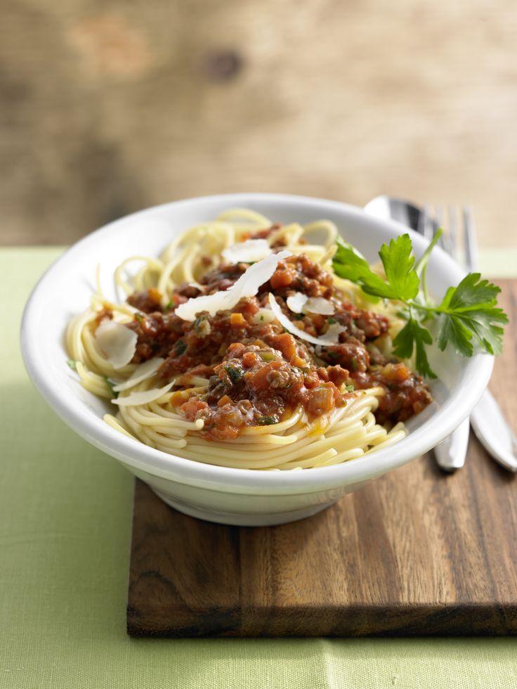 Knorr Spaghetti Bolognese www.knorr.de