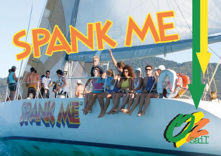 Spank Me Sailing Whitsundays - Nomadic Matt suggests