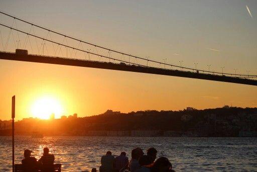 İstanbul-Sunset
