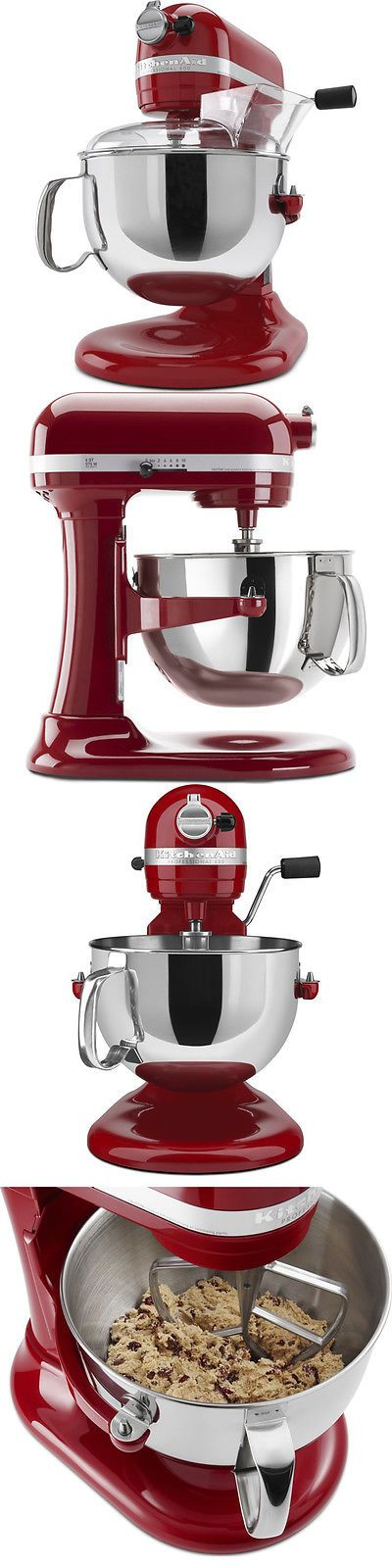 Mixers Countertop 133701: Kitchenaid Kp26m1xer Pro 600 Series 6-Quart Stand Mixer -> BUY IT NOW ONLY: $449.99 on eBay!