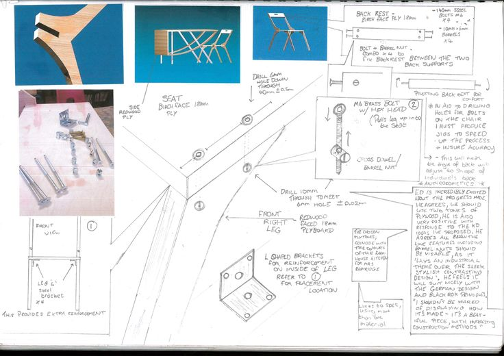 Product Development and detail designing to client specification