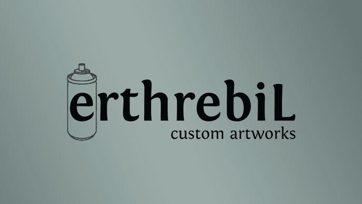 Logo design for artist - erthrebil