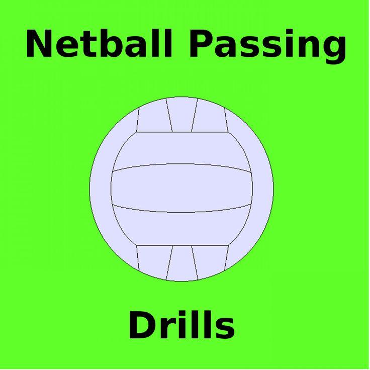 All the best netball passing drills in one place. http://www.thebestnetballdrills.com/netball-passing-drills/ #netball #netballdrills