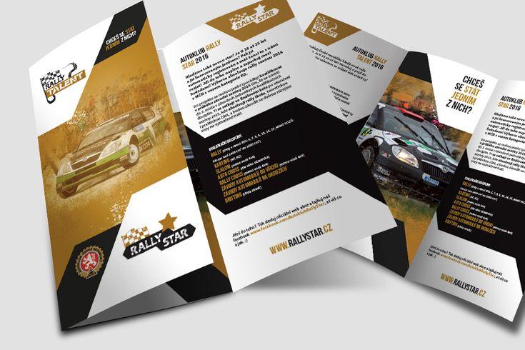 AČR Rally Talent & Rally Star | BPR Creative
