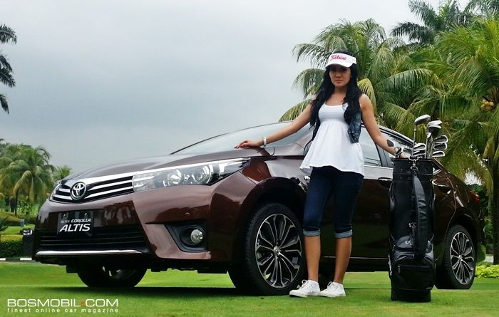 Test Drive All New Corolla Altis #BosMobil