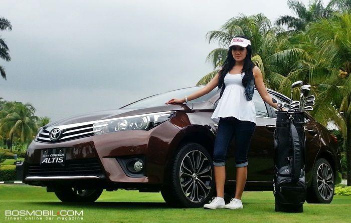 Test Drive All New Corolla Altis #BosMobil