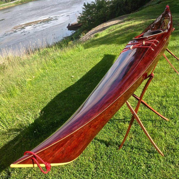 Thing of beauty - Western Red Cedar Sea Kayak