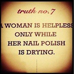 Ladies?