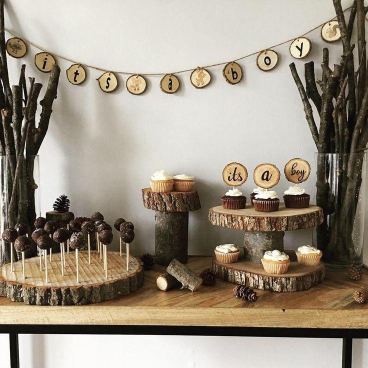 Woodland Cake Pop Holder|Woodland Baby Shower Decor|Woodland Birthday Party|Cake Pop Holder|Lollipop Holder|Cake Pop Stand