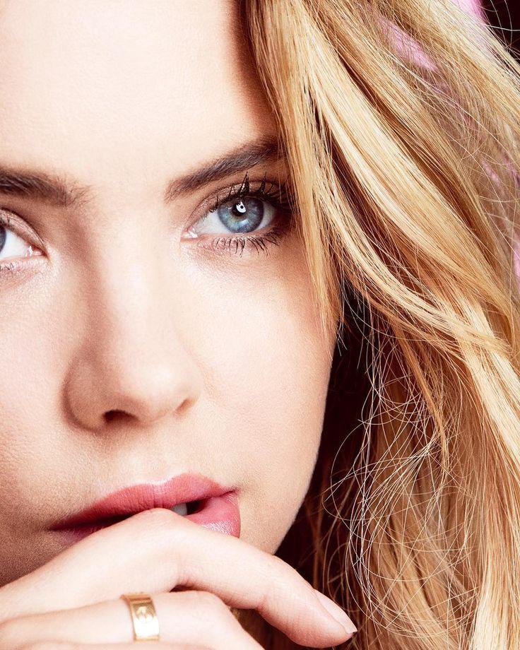 Ashley Benson's close-up