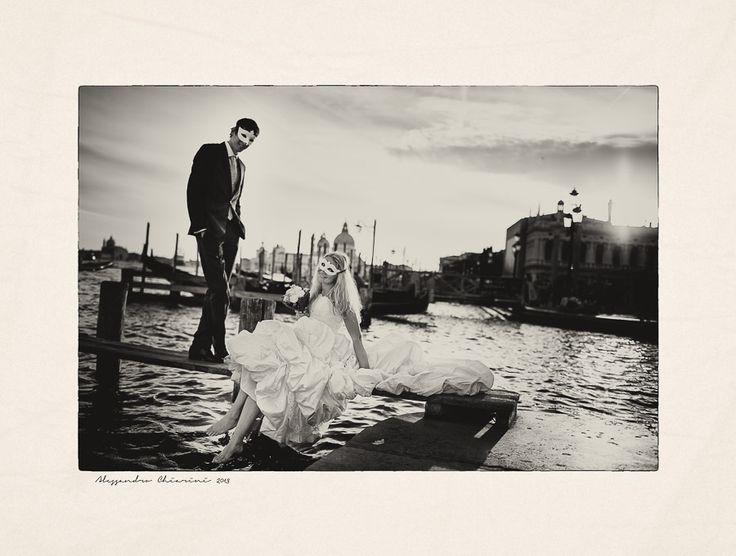 wedding photographer Venice Italy photo by Alessandro Chiarini wedding photographer - Venice Italy