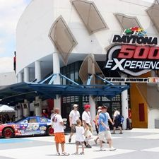 Hilton Daytona Beach Resort/Ocean Walk Village Hotel, FL - Daytona 500 Experience
