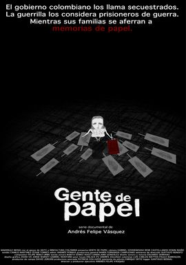 Cine colombiano: GENTE DE PAPEL | Proimágenes Colombia Trauma, Movies, Movie Posters, Police Station, Watch Movies, Documentaries, Feelings, Poster, Paper Envelopes