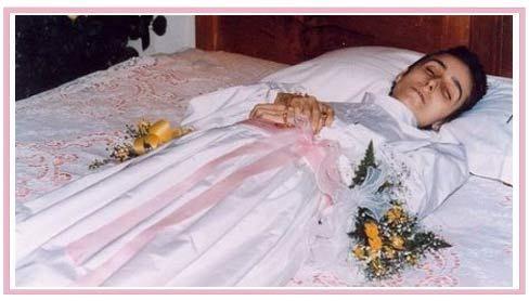 Fericita Chiara Luce Badano (1971-1990)
