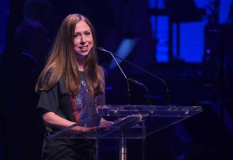 Chelsea Clinton Gets Lifetime Achievement Award for Doing Nothing // The former First Daughter will get Variety's 'Lifetime of Impact' award for 2016.