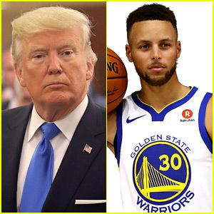 Trump Uninvites Golden State Warriors to White House Team Will Instead Promote Equality in DC