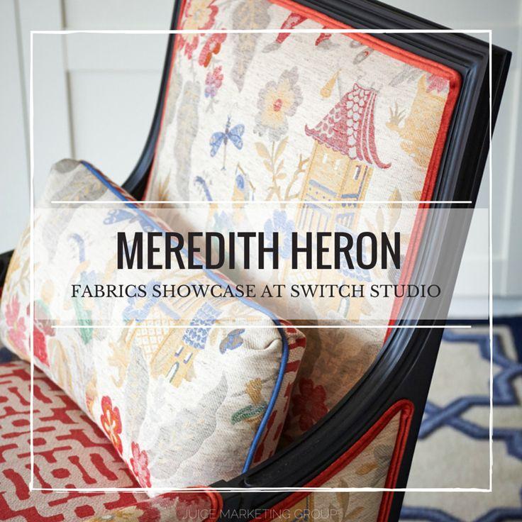 Meredith Heron Fabrics Juice Marketing Group Coaching Social Media For The