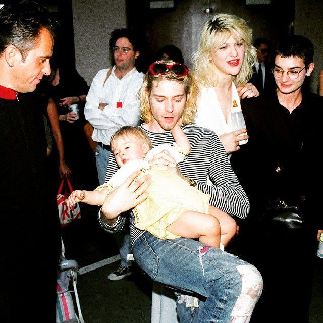 Kurt cobain kim oconnor es lesbiana