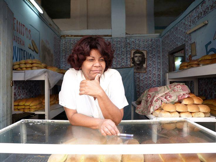 Cuba: A Food and Love Story | Panadería in Havana | Ellen Silverman