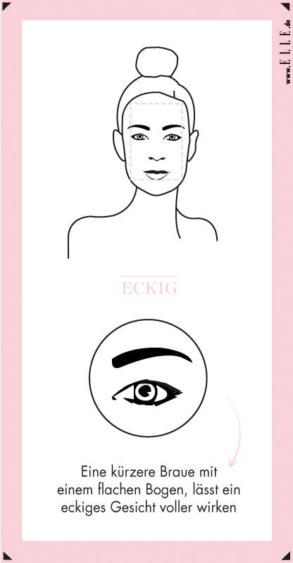 Die richtige Brauenform zu finden, kann zur Herausforderung werden. Wir verraten die wichtigsten Tipps und Tricks für die perfekten Augenbrauen für jede Gesichtsform.