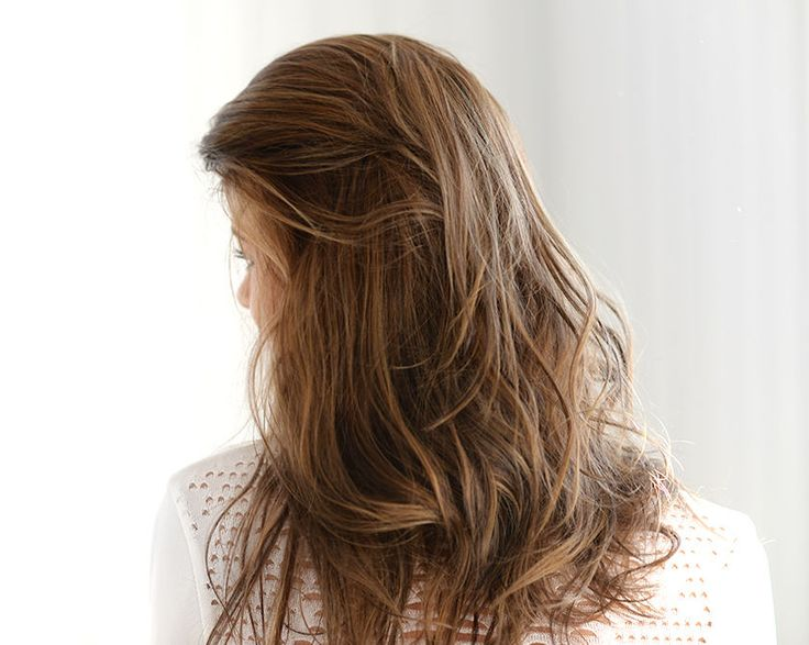 Hårfarge brun