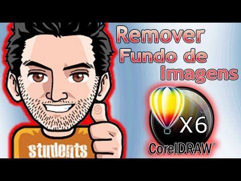 Curso de Corel Draw X6 - Aula 13 - para iniciantes - Remover fundo de im...