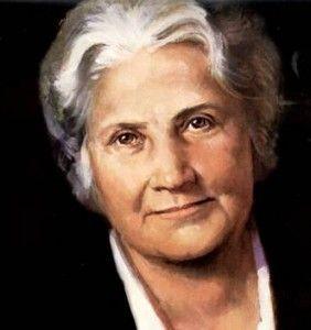 Timeline Maria Montessori's Life