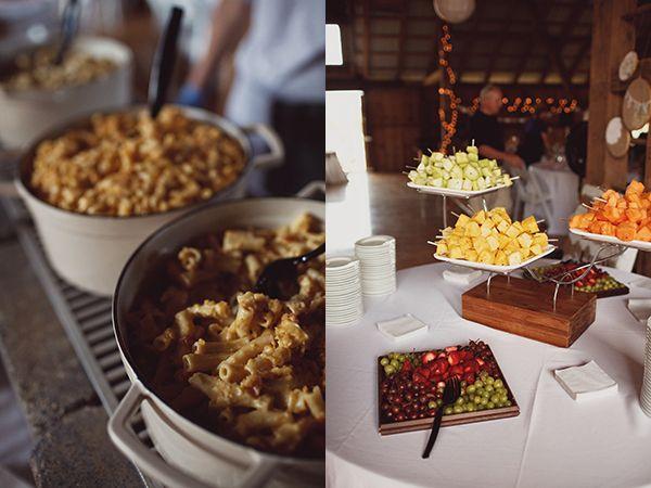 25+ Cute Outdoor Wedding Foods Ideas On Pinterest