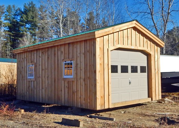 46 best garages jcs images on pinterest garage sheds for Garage building kits canada