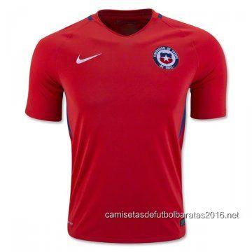 Camiseta Chile 2016-2017 1ª equipación