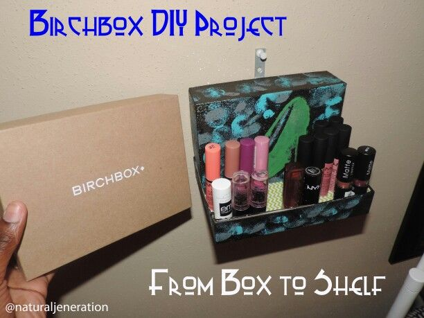42 Best Repurposed Birchboxes Images On Pinterest Birch
