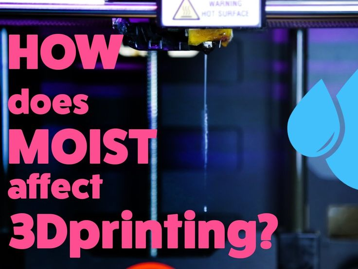 How moist filaments will screw up your 3D-printing - https://3dprinterchat.com/2016/12/how-moist-filaments-will-screw-up-your-3d-printing/ #3D_Printer_Filament, #3D_Printing, #3Dprintechdesign, #Extrusion, #Filament, #Moisture
