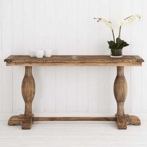 Lovingly handcrafted from reclaimed elm sourced from old village doors in China. The beautiful timber is showcased, bearing the history and character of its previous life.